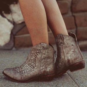 Free People Shoes - Matisse x Free People Foe Studded Bootie